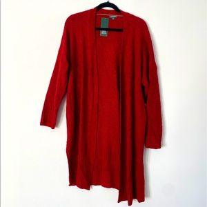 Wild Fable Cardigan Long Sleeve Tunic Sweater NWT